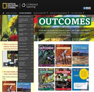 Outcomes Resource Site Watch a guided tour of the Outcomes website to see all the features and materials available to