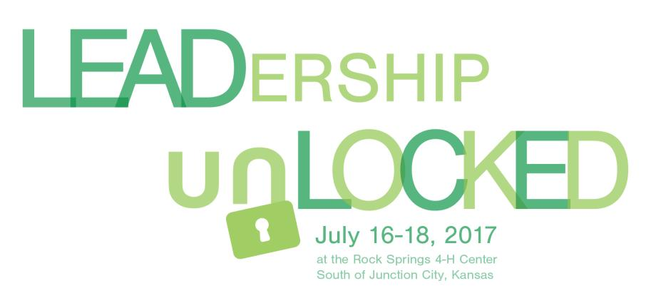 P a ge 4 Haskell County 4 -H News Leadership Unlocked That s right, we ll help you unlock your leadership potential as you learn awesome leadership skills and techniques.