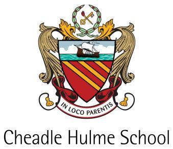 Teacher of PE & Games- Maternity Cover Required for September 2018 The School - A Background Founded in 1855 by a small group of Victorian philanthropists in Manchester, Cheadle Hulme School began