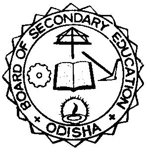 BOARD OF SECONDARY EDUCATION: ODISHA: CUTTACK No- 252 (syllabus) NOTIFICATION IV-B-45/2008 EQUIVALENCE In continuation to this Office Notification No-143(syllabus), Dated- 17.03.