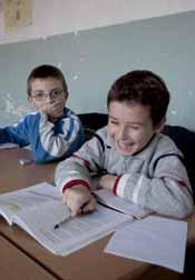 Challenging boys disadvantage and disengagement