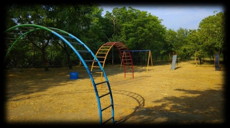 Children Park: Our vidyalaya have a well maintained Children Park in which