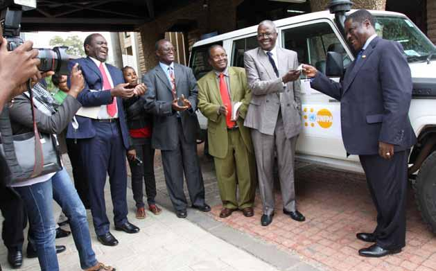 L. Ikamari, C. Izugbara and R. Ochako continued with the research work on unintended pregnancy in Kenya.