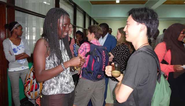 sydney, Australia university of Sydney Student exchange @ Co- Research daejeon, Korea hanbat National University WHO AGISAR Meeting Bogota, Colombia