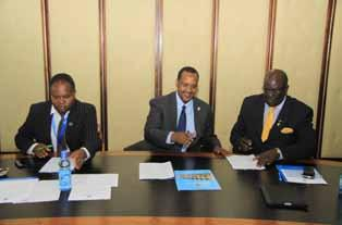 7 Chairman of Council Dr.
