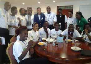 George Magoha, and Deputy Vice-Chancellor, (A&F), Prof. Peter Mbithi.