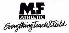 M-F ATHLETIC and PERFORM BETTER 1600 Division Road West Warwick, RI 02893 800-556-7464 Dear Fellow Track & Field Fans, It is indeed an honor for M-F Athletic to again be a sponsor of the NJSIAA Track