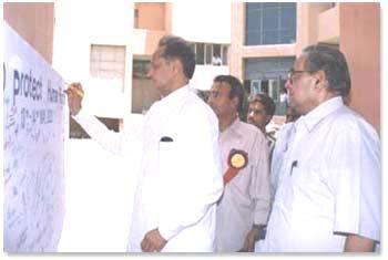 Jain (Former Chief Justice High Court of Madras & Karnataka) With best