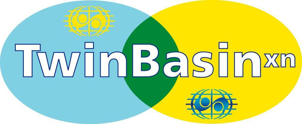 The Twin Basin project, supported by the European Union, sponsored twinning agreements between basin organizations for exchanges between their staff In 4 years, the project