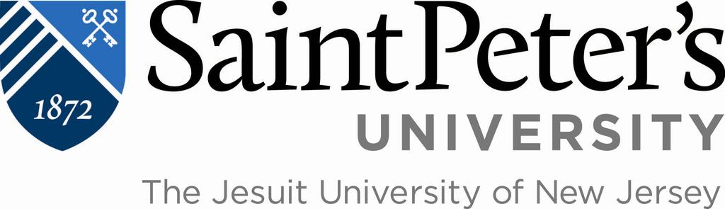 Statement of Financial Support 2015-2016 Saint Peter's University Office of International