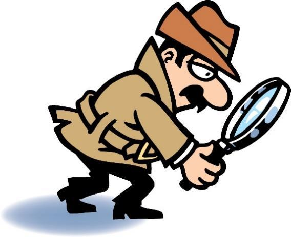 21 DETECTIVES I SPY: (Club limited to 20 3 rd through 5 th grade students) Club Fee: $10 Description of the Club: Students will solve I Spy puzzles varying in difficulty and solve a CSI crime scene