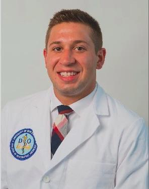 As a NRHA Fellow, member of the Rural Health Congress, and Chair of a studentled interprofessional committee he advocates for osteopathic medicine and quality care in rural communities.