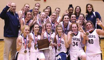 Sports Girls Basketball Final Standing: District VI AAAA Champions (D6 title 3rd consecutive year) Girls Tennis Pennsylvania 3rd Team All-State: Morgan Griffith Altoona Mirror Player of the Year: