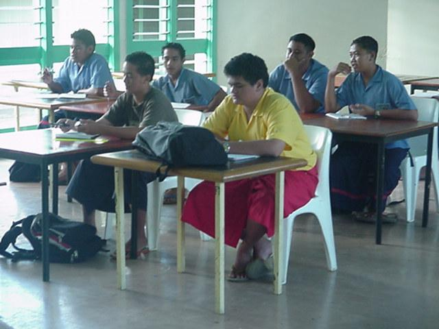 Enrolment at USP CFS program at Foundation level. 2008 Appointed as Library Assistant, Alafua campus.