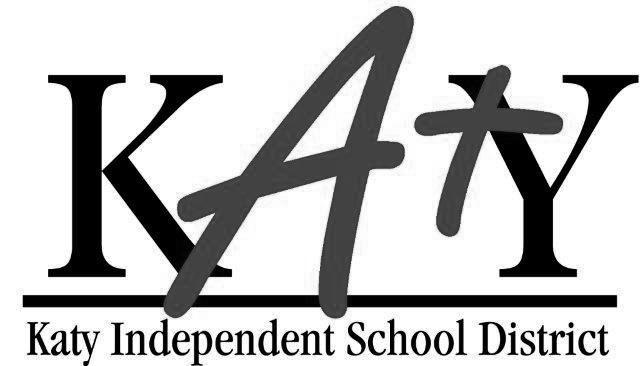 Our Vision KatyISD Mission Statement: Katy Independent School District, the leader in educational excellence, together with family and community,