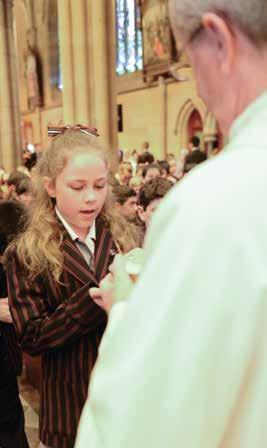 THE ARCHBISHOP S CHARTER FOR CATHOLIC SCHOOLS (2012) Marist Catholic College Penshurst is called to give witness to their distinctive educational, spiritual, moral and social purposes within the