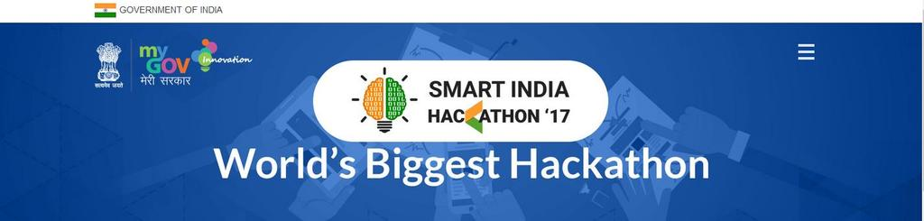 SMART INDIA HACKATHON 2017 Grand Finale on April 01-02, 2017 A 36-HOUR NON-STOP PROGRAMMING CONTEST NODAL CENTRE: SHRI RAMDEOBABA COLLEGE OF ENGG. & MGMT.