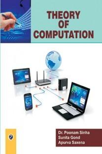 Theory Of Computation 40% OFF Publisher :