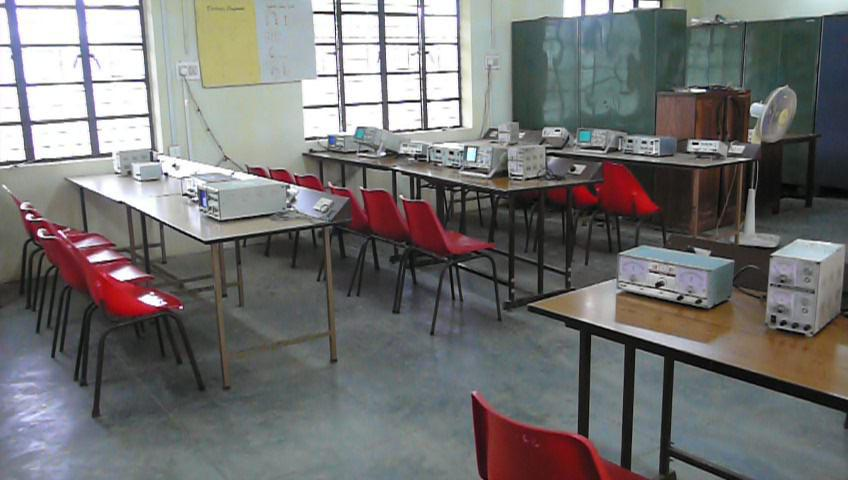 Infrastructural information 12 class rooms Classroom/ Tutorial Room facilities Electrical Lab, Circuits lab,