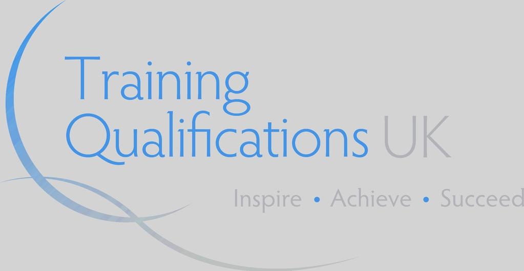 Introduction Welcome to TQUK. TQUK is an Awarding Organisation recognised by the Office of Qualifications and Examinations Regulation (Ofqual) in England and by the Welsh Government.
