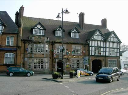 The building was used as a stop off point for the daily Manchester Run of the old stage coaches and when the railway station was built at Elworth a shuttle service ran from just outside the hotel.
