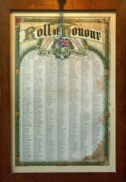 Ralph Kettell Joseph Leech F Robinson BURIED Commemorated in France and at Sandbach Roll of Honour in St Mary s.