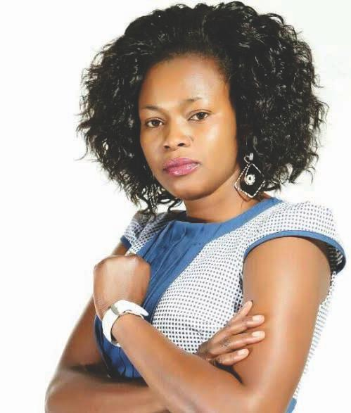 Sonu s Vice President Many of us know her as 'Mama Yao' that we probably forget her actual name, Irene Kendi, the iron lady of campus politics and great achiever.