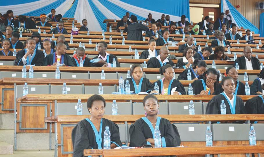 CEES Galaxy EGRIC Project Early Grade Reading Instruction Curriculum (EGRIC) Project EGRIC Students in a past graduation at The Kenya Science Campus By its history and quality of faculty and staff,