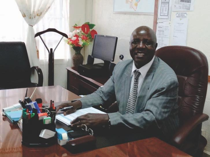 CEES Galaxy Prof. Jumba s Profile PROF. ISAAC JUMBA (BSc, MSc, (PhD) PRINCIPAL, COLLEGE OF EDUCATION AND EXTERNAL STUDIES AND PROFESSOR OF CHEMISTRY UNIVERSITY OF NAIROBI Prof. Isaac Jumba Prof.