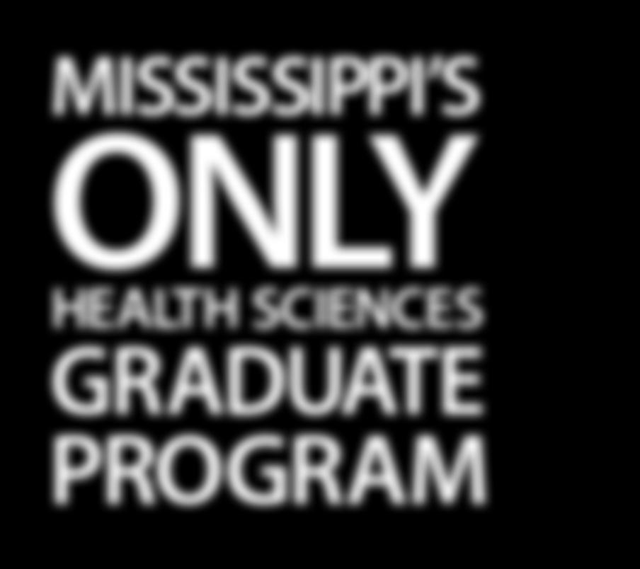 Bulletin Mississippi S Leading Health Sciences Campus Jackson