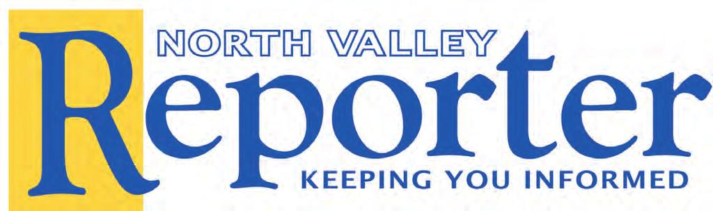 Visit NVR online at www.northvalleyreporter.