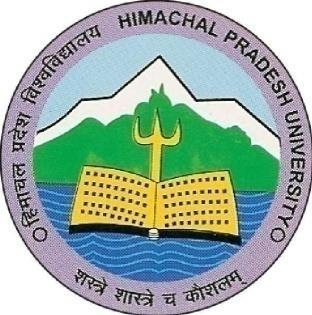 HIMACHAL PRADESH UNIVERSITY GYAN PATH, SUMMER HILL, SHIMLA-171005 PROSPECTUS For B.Ed. ENTRANCE TEST-2017 For Admission to 2 years Regular B.Ed. Course in Himachal Pradesh for the Academic Session 2017-19 Websites: www.