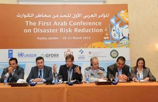 The conference covered critical areas such as: global risk trends, regional progress in DRR, developing a global DRR framework, challenges and opportunities, the UN Plan of Action for DRR, urban risk