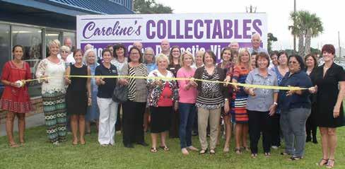We bring ribbon, scissors and people Whatever your occasion grand openings, ribbon cuttings, groundbreakings, open houses and milestone anniversaries the Chamber specializes in assisting you with