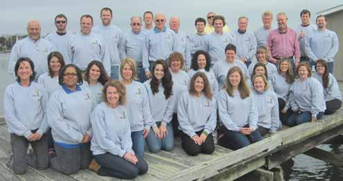 THE CHAMBER Leadership Carteret: It s all about building stronger community leaders Leadership Carteret is one of the Chamber s proudest traditions.