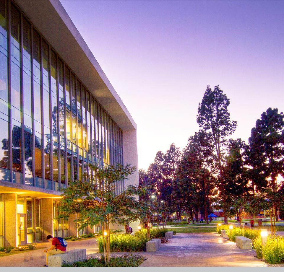Full-Time, Tenure-Track, Counselor Math and Science MISSION STATEMENT: El Camino College makes a positive difference in people s lives.