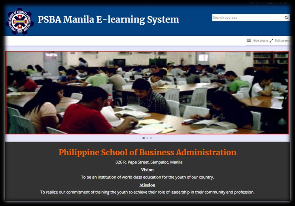 Philippine School of Business