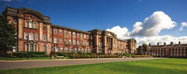 WHATUNI STUDENT CHOICE AWARDS 2016 International Student Satisfaction - International Student Barometer, April 2016 Founded in 1824 with 190 years of teaching experience; Leeds Beckett University