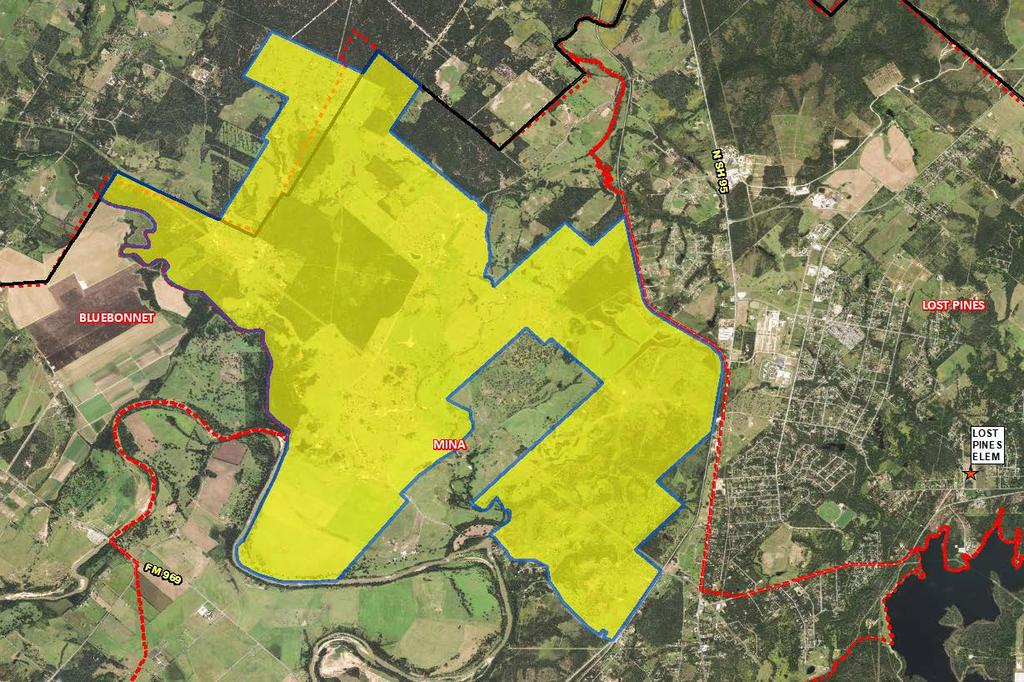 Future Subdivision XS Ranch XS Ranch 8,219 total lots Development stalled at this time due to development company filing for bankruptcy