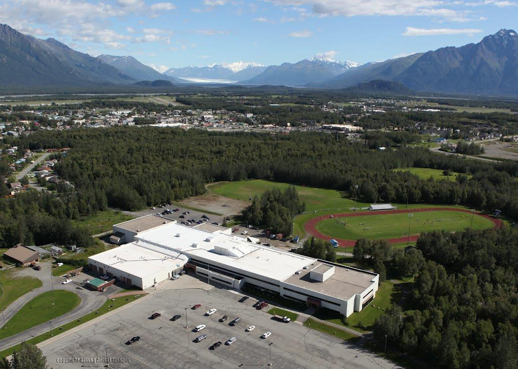 Matanuska-Susitna Borough School District 1 Full-Time Position General Information.