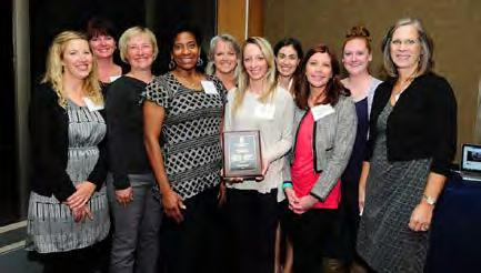 Davis Award for Quality Improvement Recognizes and honors outstanding quality improvement projects.