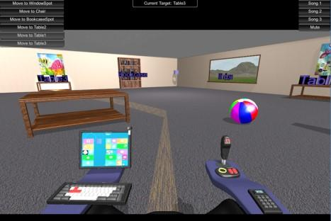 demonstrated experimental evidence that motor learning in a virtual environment may be superior to that of real-world practice.
