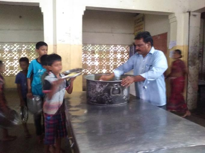 SKCV Children s Trust PREMAVIHAR BOYS HOME Events and Activities held during the month of JULY- 2018 01.7.2018: Sri.