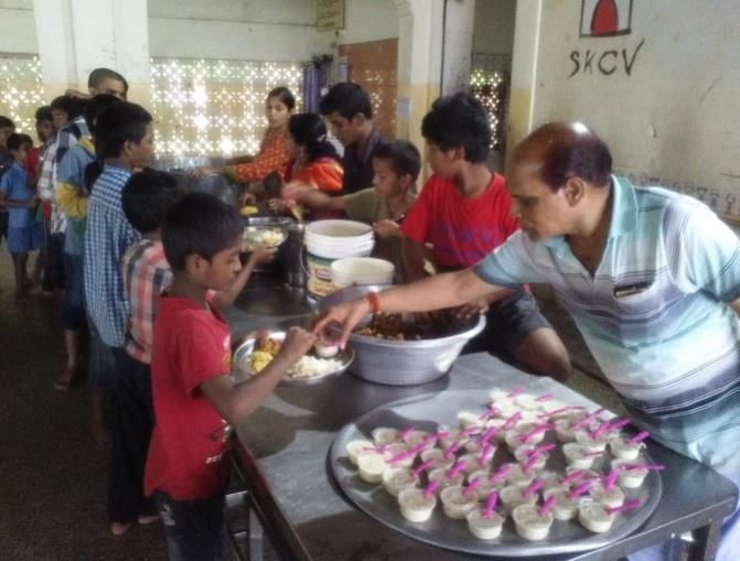 They enjoyed our children s fellowship. 08.7.2018: Sri.