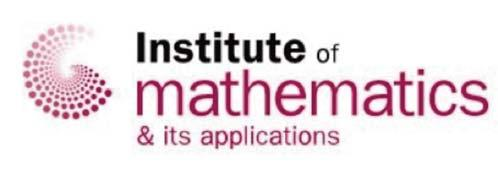 UCLAN PLAYS HOST TO PROFESSIONAL MATHEMATICS SEMINARS 13 UCLAN HOSTS AN INSTITUTE OF