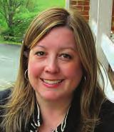 VFH WELCOMES New Staff Members TRANSITIONS SARAH MULLEN joined VFH as associate director of development in January. Her focus is major gifts and corporate support.