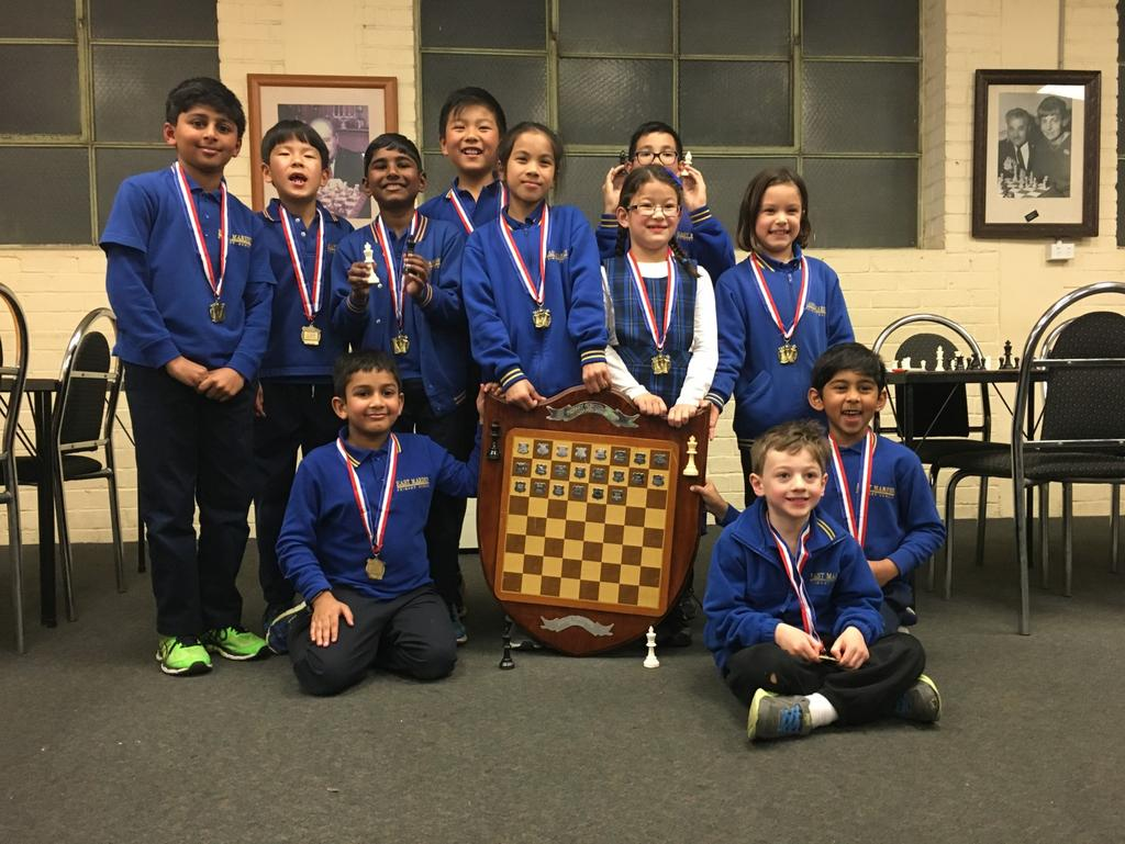 Chess News by Jocelyn H. Retnaraja, Chess co-ordinator During the last school holiday, the U6-U11 State Championships titles were held.