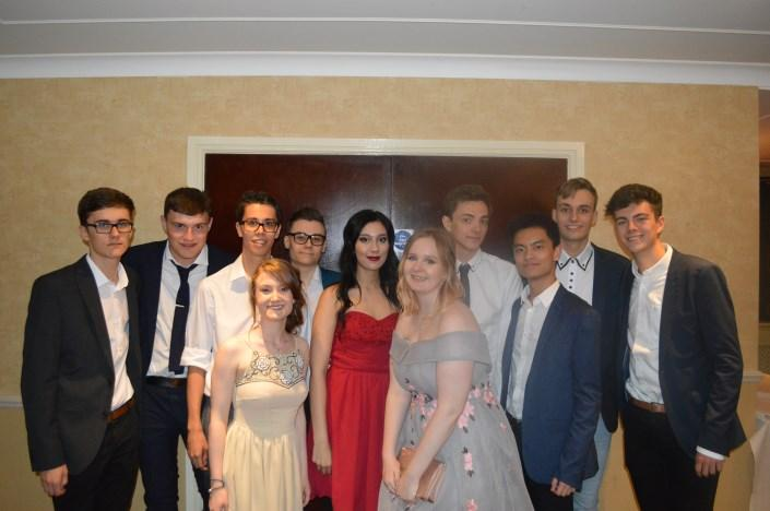Thank you for volunteering to take part in this important tradition. Goodbye Year 13 Last week we said goodbye to our Year 13 students at their leavers party at Gomersal Park Hotel.