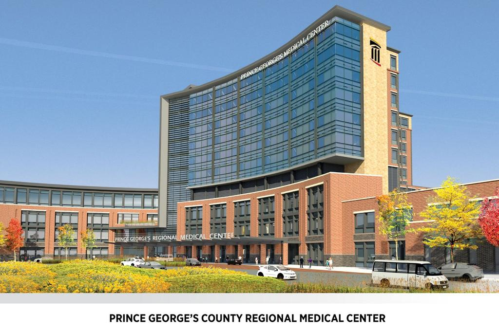 One part of this plan has grabbed a lot of press: a proposed regional medical center serving Prince George s County and Southern Maryland.