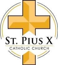 Parish & Stewardship Participation Voucher Please complete, and submit to Pastor for signature.